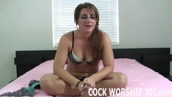 you need some serious work on your dick sucking skills joi