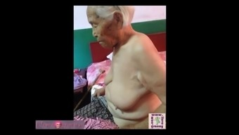 ILoveGrannY Homemade Grandma Pictures Compilation