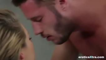 nice sensual sex with bailey bae