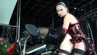 T- Fetish Diva Nadja PornSocket