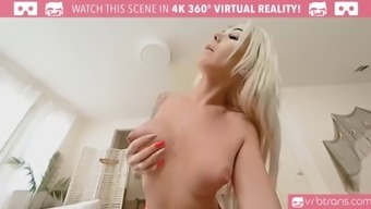ts vr porn-horny ts step mom kate aubery is taking a big cock in the ass