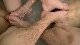 Cute boy jerking photo gay Sucking And A