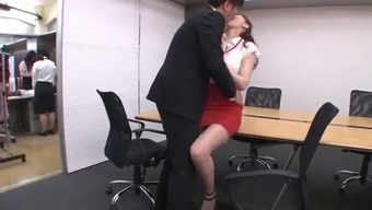 have sex with pretty office lady