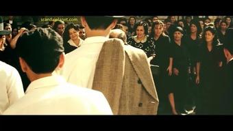 Monica Bellucci Boobs And Bush In Malena - ScandalPlanet.Com