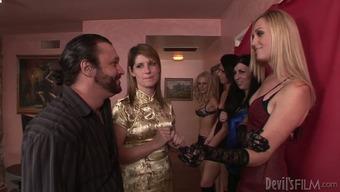 Transsexual Prostitutes 587