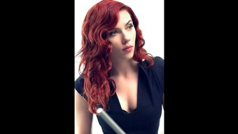 Scarlett Johansson known as Black Widow
