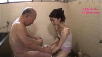 Japanese Wife Natsume and Father-in-Law 2 (MrBonham)