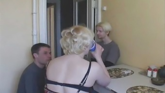 MOTHER GANGBANGED BY Son's friend AND FRIENDS #1 - SECRET LIVES