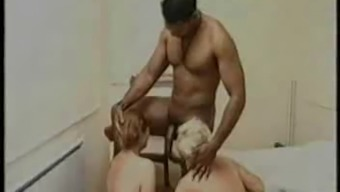Grannie And Daughter Fuck And Suck Black !