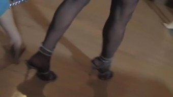 Hump Mommy's Legs 2
