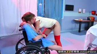 Brazzers - Super NurseKagney Linn Karter & Danny D