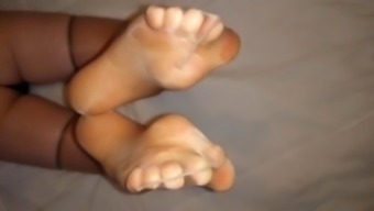 My sexy Feet! Do you want them?