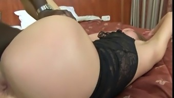 MILF gets anal fuck