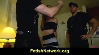 OperationEscort Alex Blake humiliated for freedom