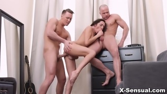 X-Sensual - Kerry Cherry - She wants them both