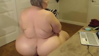 mature ssbbw, big ass