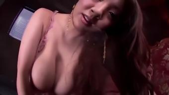 Ajx hitomi tanaka in panty bra