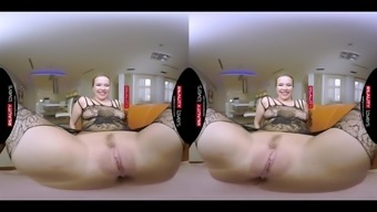 Mommy is a Fishnet Slut