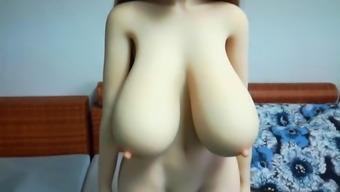 Naked lady body