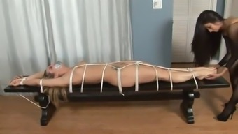 vibrator and feet