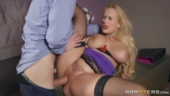 busty blonde angel wicky gets pounded by danny d