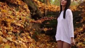 Sexy Model - DM - woods