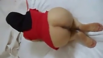 hijabhd- hijab bendover ass and pussy arab