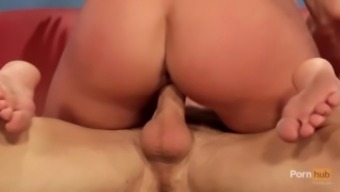 Described Video - Handy Tanner Fucks Aunt Fuck on Air Full Holes Parody 1
