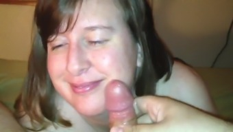 Wife First Blowjob Video