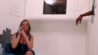 Britney Amber BBC Anal Sex - Gloryhole