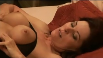 mature hot mom with young guy