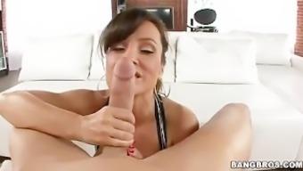 Lisa Ann BJ and Hardcore Anal