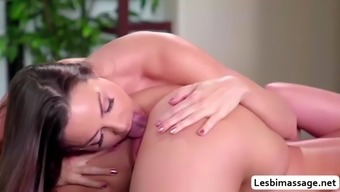 Abigail mac and whitney wright hot 69 pussy licking