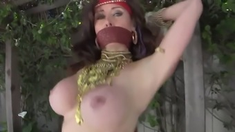 Christina carter harem girl