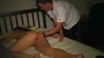 Fucking girlfriends sleeping sister