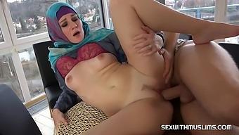 Fucked like a right muslim slut