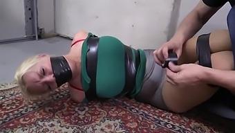 Taped bra