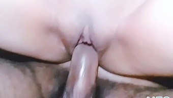 مريم مش قادرة تتناك من طيزها Egyptian Teen Mariam takes it in ass & pussy