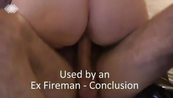 Wife used by Fireman - part 2