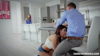 Nothing makes Shavelle Love happy like getting fucked hard