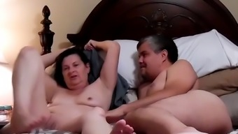 Blow job riding creampie from my wife