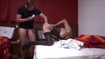 Thai shemale ladyboy hooker fuck bareback by german tourist
