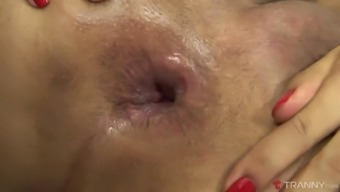 Juliana Nogueira bends over for an insatiable lover's boner