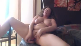 Hottie BBW squirt show
