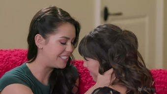 Horny girl wants to please Alina Lopez with her tongue and fingers