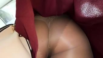 Voyeur Upskirt MILF Hot