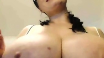 Amazing filthy Huge Tits Online