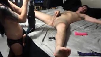 femdom machine inside my ass