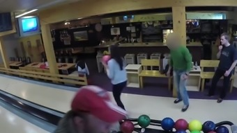 HUNT4K. Pretty girl fucked for money in front of BF and other people
