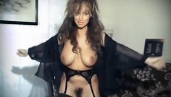 Sex express vintage huge boobs dance strip